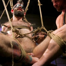 Colby Jansen in 'Kink Men' SEX RELIEF: New boy's self care is BDSM (Thumbnail 2)
