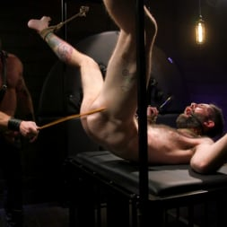 Colby Jansen in 'Kink Men' SEX RELIEF: New boy's self care is BDSM (Thumbnail 5)