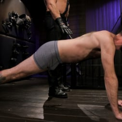 Colby Jansen in 'Kink Men' SEX RELIEF: New boy's self care is BDSM (Thumbnail 6)