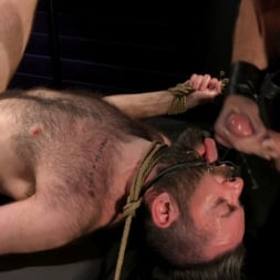 Colby Jansen in 'Kink Men' SEX RELIEF: New boy's self care is BDSM (Thumbnail 9)