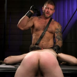 Colby Jansen in 'Kink Men' SEX RELIEF: New boy's self care is BDSM (Thumbnail 11)
