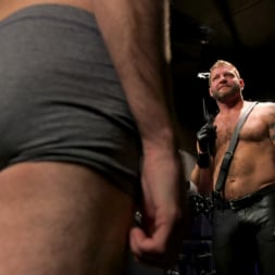 Colby Jansen in 'Kink Men' SEX RELIEF: New boy's self care is BDSM (Thumbnail 15)