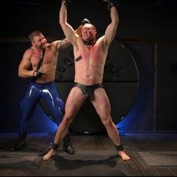 Colby Jansen in 'Kink Men' The Emasculation of Pierce Paris: Daddy Colby Jansen Stuffs Pierce RAW (Thumbnail 3)