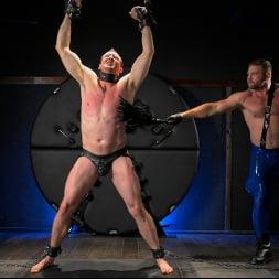 Colby Jansen in 'Kink Men' The Emasculation of Pierce Paris: Daddy Colby Jansen Stuffs Pierce RAW (Thumbnail 4)