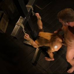 Colby Jansen in 'Kink Men' Well Hung Fuck Toys: Giant Dicks Dominate Tight Holes (Thumbnail 8)