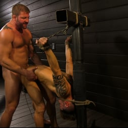 Colby Jansen in 'Kink Men' Well Hung Fuck Toys: Giant Dicks Dominate Tight Holes (Thumbnail 10)