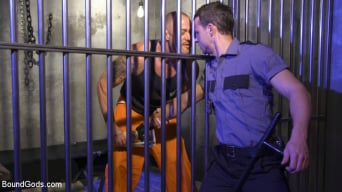 D. Arclyte in 'Inmate D.Arclyte Captures Correctional Officer, Nate Grimes'