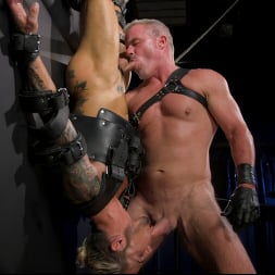 Dale Savage in 'Kink Men' As You Wish: Archer Croft Pushed Hard by Daddy Dale Savage (Thumbnail 12)