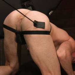 Dale Savage in 'Kink Men' Muscle Daddy Dale Savage Punishes Big-Dicked Mason Lear (Thumbnail 1)