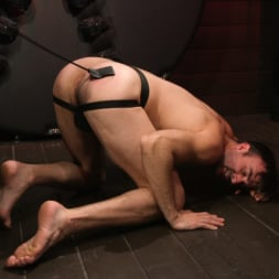 Dale Savage in 'Kink Men' Muscle Daddy Dale Savage Punishes Big-Dicked Mason Lear (Thumbnail 4)