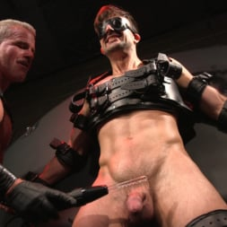 Dale Savage in 'Kink Men' Muscle Daddy Dale Savage Punishes Big-Dicked Mason Lear (Thumbnail 17)