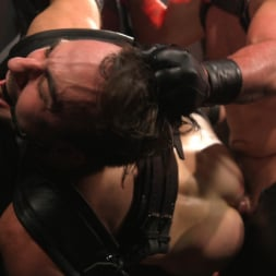 Dale Savage in 'Kink Men' Muscle Daddy Dale Savage Punishes Big-Dicked Mason Lear (Thumbnail 27)
