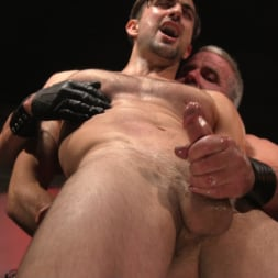 Dale Savage in 'Kink Men' Muscle Daddy Dale Savage Punishes Big-Dicked Mason Lear (Thumbnail 33)