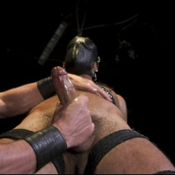 Dale Savage in 'Kink Men' Power Fuck: Hot Leather Men Inflict Muscle Domination and Intense Pain (Thumbnail 3)