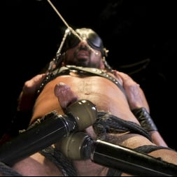 Dale Savage in 'Kink Men' Power Fuck: Hot Leather Men Inflict Muscle Domination and Intense Pain (Thumbnail 5)