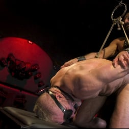 Dale Savage in 'Kink Men' Power Fuck: Hot Leather Men Inflict Muscle Domination and Intense Pain (Thumbnail 15)