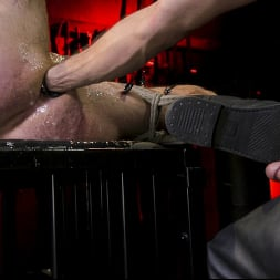 Dale Savage in 'Kink Men' Power Fuck: Hot Leather Men Inflict Muscle Domination and Intense Pain (Thumbnail 19)
