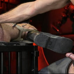 Dale Savage in 'Kink Men' Power Fuck: Hot Leather Men Inflict Muscle Domination and Intense Pain (Thumbnail 21)