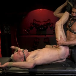 Dale Savage in 'Kink Men' Power Fuck: Hot Leather Men Inflict Muscle Domination and Intense Pain (Thumbnail 22)