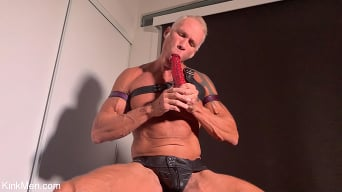 Dallas Steele in 'Treats Himself'
