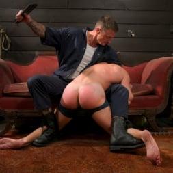 Dane Stewart in 'Kink Men' Captive slave Alex Hawk submits to Daddy Dane Stewart (Thumbnail 9)