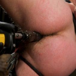 Dane Stewart in 'Kink Men' Captive slave Alex Hawk submits to Daddy Dane Stewart (Thumbnail 12)