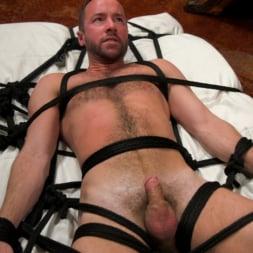 Dane Stewart in 'Kink Men' Captive slave Alex Hawk submits to Daddy Dane Stewart (Thumbnail 17)