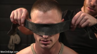 Dane Stewart in 'Tattooed Stud Dane Stewart Gets His Big Dick Electrified and Edged'