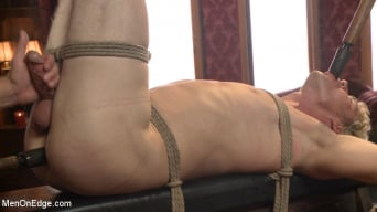 Daniel Lament in 'Edged so intensely that this tall stud shoots twice'