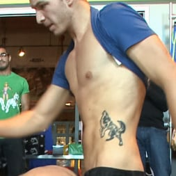 Dayton O'Connor in 'Kink Men' Cock Hungry Whore Gang Fucked at Mr. S Leather (Thumbnail 9)