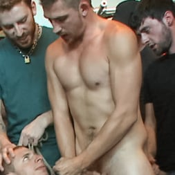 Dayton O'Connor in 'Kink Men' Cock Hungry Whore Gang Fucked at Mr. S Leather (Thumbnail 10)