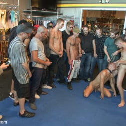 Dayton O'Connor in 'Kink Men' Cock Hungry Whore Gang Fucked at Mr. S Leather (Thumbnail 17)