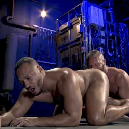 Dillon Diaz in 'Kink Men' Ass Smasher: Brian Bonds vs. Dillon Diaz - RAW (Thumbnail 6)