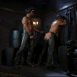 Dillon Diaz in 'Kink Men' Dillon Detained: Ace Rockwood Makes Dillon Diaz His Little Bitch (Thumbnail 7)