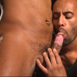 Dillon Diaz in 'Kink Men' Perpetually Rigged to the Ceiling, Suspended and Edged (Thumbnail 1)