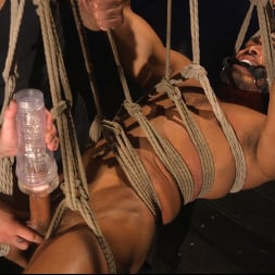 Dillon Diaz in 'Kink Men' Perpetually Rigged to the Ceiling, Suspended and Edged (Thumbnail 18)