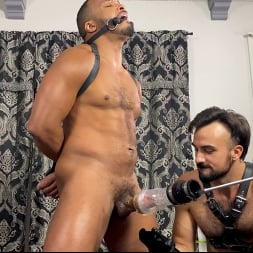 Dillon Diaz in 'Kink Men' Edging Dillon: Mason Lear Teases Dillon Diaz Till He Blows! (Thumbnail 9)