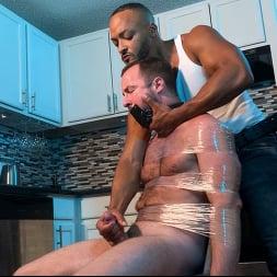 Dillon Diaz in 'Kink Men' Laying Pipe: Plumber Dillon Diaz Lays Into Handsy Client Alex Hawk (Thumbnail 13)
