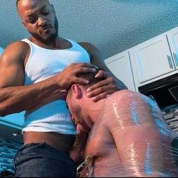 Dillon Diaz in 'Kink Men' Laying Pipe: Plumber Dillon Diaz Lays Into Handsy Client Alex Hawk (Thumbnail 16)