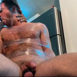Dillon Diaz in 'Kink Men' Laying Pipe: Plumber Dillon Diaz Lays Into Handsy Client Alex Hawk (Thumbnail 17)