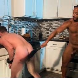 Dillon Diaz in 'Kink Men' Laying Pipe: Plumber Dillon Diaz Lays Into Handsy Client Alex Hawk (Thumbnail 21)