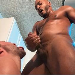 Dillon Diaz in 'Kink Men' Laying Pipe: Plumber Dillon Diaz Lays Into Handsy Client Alex Hawk (Thumbnail 27)