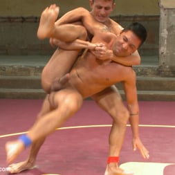 Dominic Pacifico in 'Kink Men' Alexander 'The Great' Gustavo vs Dominic 'The Dominator' Pacifico (Thumbnail 4)