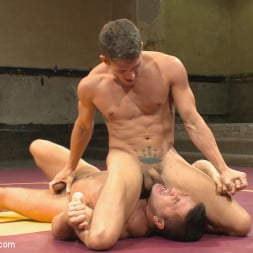 Dominic Pacifico in 'Kink Men' Alexander 'The Great' Gustavo vs Dominic 'The Dominator' Pacifico (Thumbnail 6)