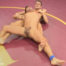 Dominic Pacifico in 'Kink Men' Alexander 'The Great' Gustavo vs Dominic 'The Dominator' Pacifico (Thumbnail 7)