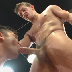 Dominic Pacifico in 'Kink Men' Alexander 'The Great' Gustavo vs Dominic 'The Dominator' Pacifico (Thumbnail 9)