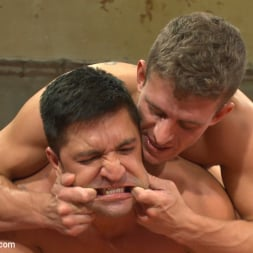 Dominic Pacifico in 'Kink Men' Alexander 'The Great' Gustavo vs Dominic 'The Dominator' Pacifico (Thumbnail 10)