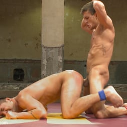 Dominic Pacifico in 'Kink Men' Alexander 'The Great' Gustavo vs Dominic 'The Dominator' Pacifico (Thumbnail 13)
