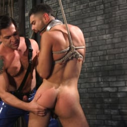 Dominic Pacifico in 'Kink Men' Angel Duran Broken In and Stretched Out (Thumbnail 22)