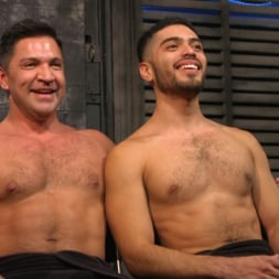 Dominic Pacifico in 'Kink Men' Angel Duran Broken In and Stretched Out (Thumbnail 36)